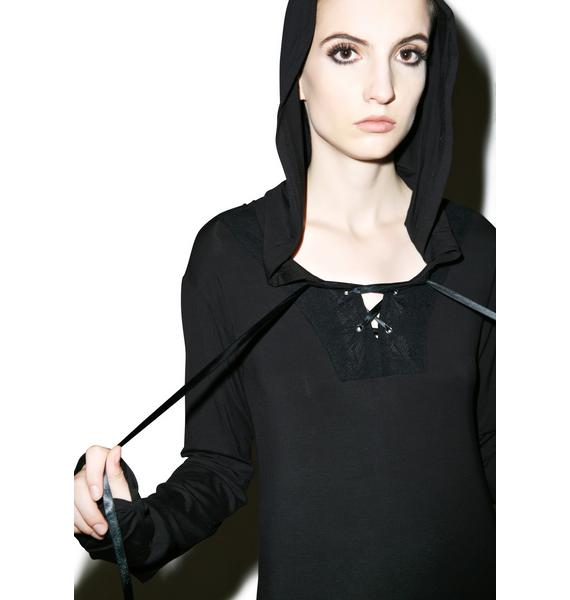 Killstar Nightwish Hood Dress