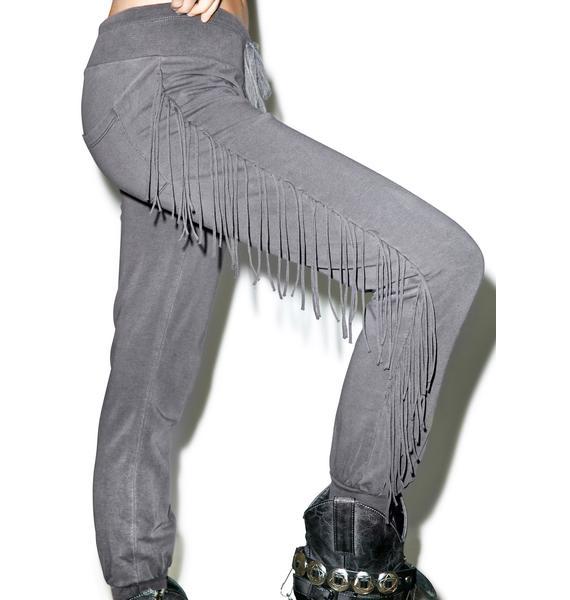 Amuse Society Asher Fleece Pant