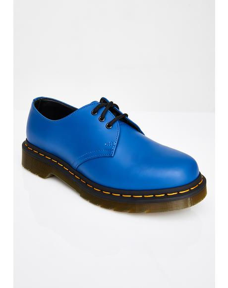 Cobalt 1461 Smooth Oxfords