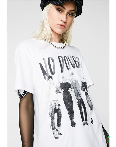 Don't Speak Graphic Tee