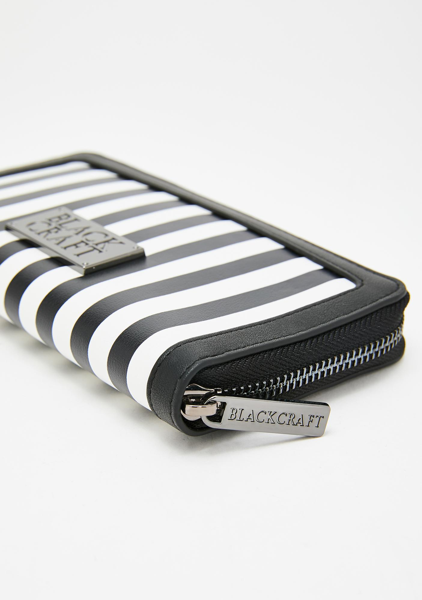 Blackcraft Unholy Stripe Wallet