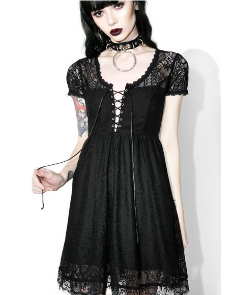 Bella Morte Lost Babydoll Dress