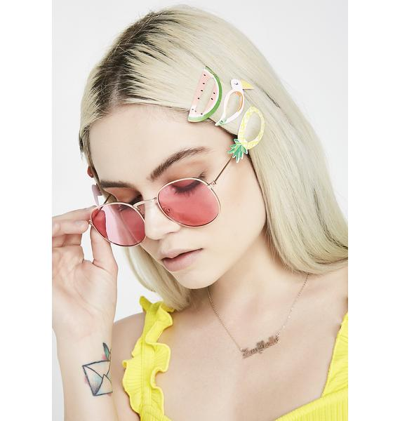 Candy Look Alive Sunglasses
