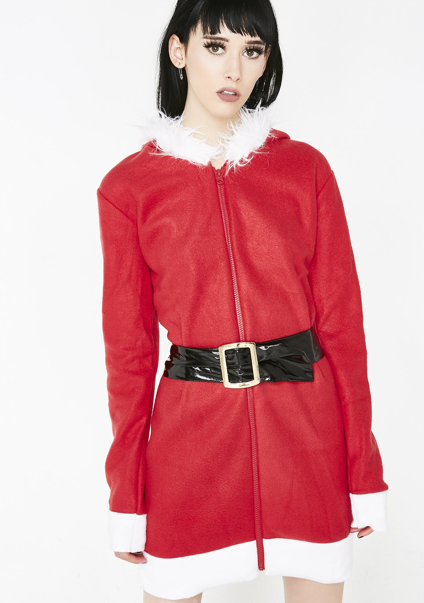 Miss Saint Nick Dress