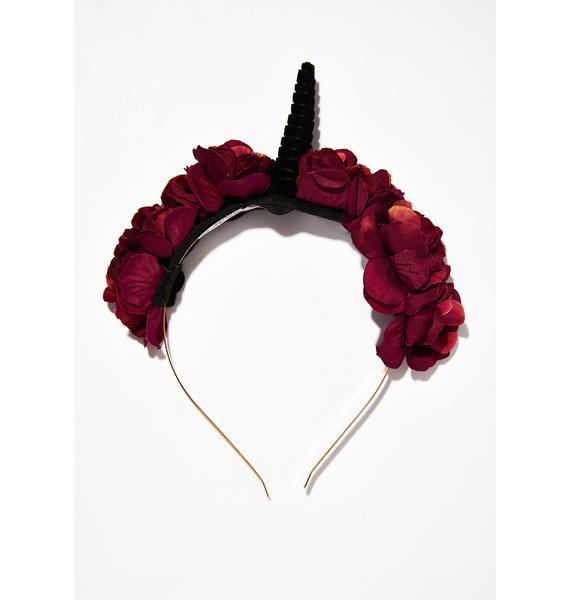Pony Danza Unicorn Headband