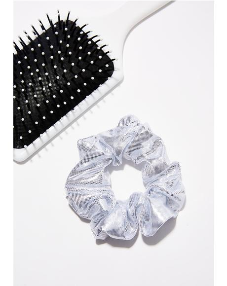 Ice Busta Move Scrunchie