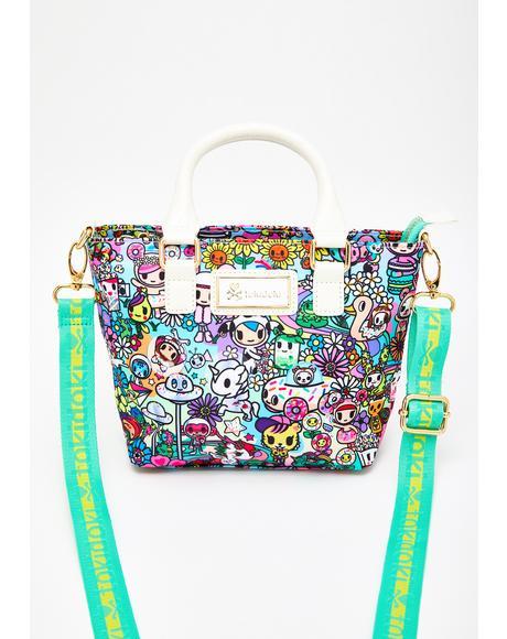 Flower Power Mini Bag