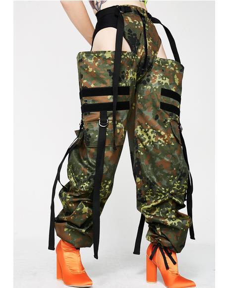 Cargo Panty Trouser