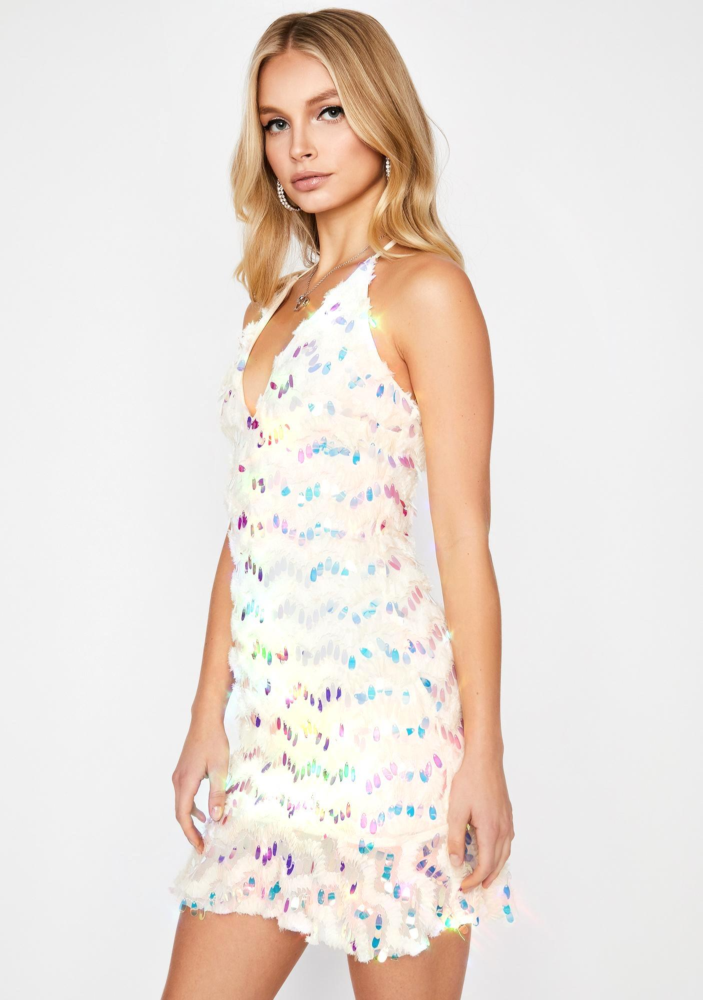 Siren Ecstasy Sequin Dress