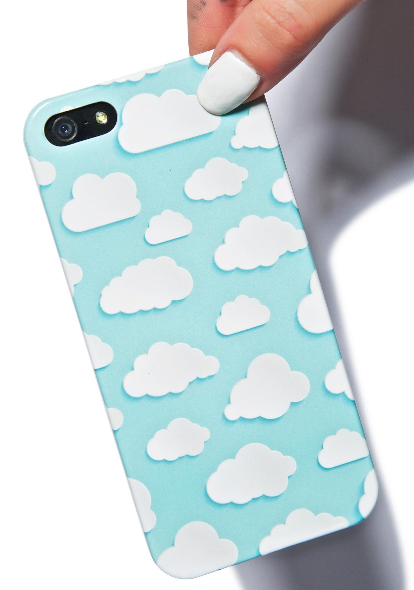 Local Heroes Clouds iPhone 5/5S Case