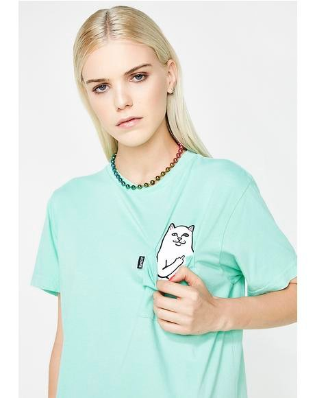 Mojito Lord Nermal Pocket Tee