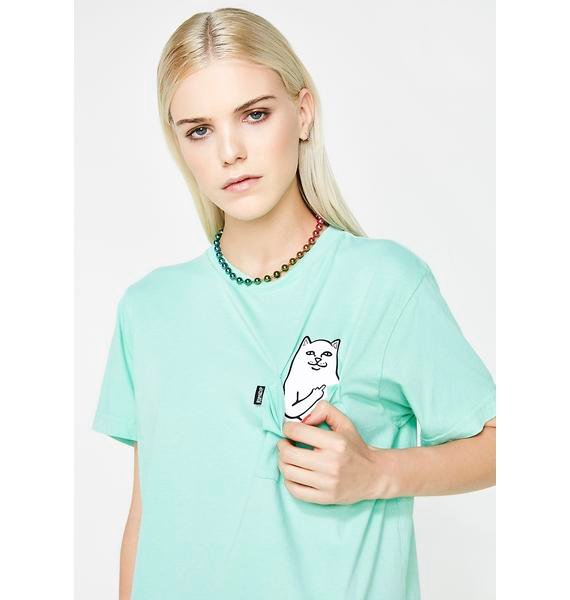 RIPNDIP Mojito Lord Nermal Pocket Tee