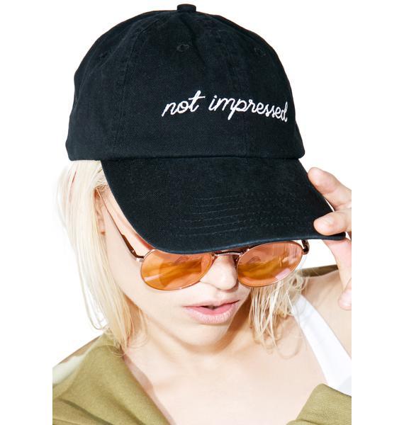 Valfré Not Impressed Hat