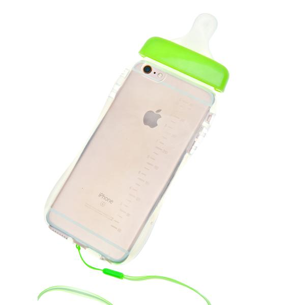 Peabody Baby Bottle iPhone 6/6+