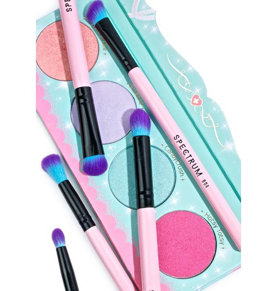 Spectrum Collections 8 Piece Eye Blending Brush Set