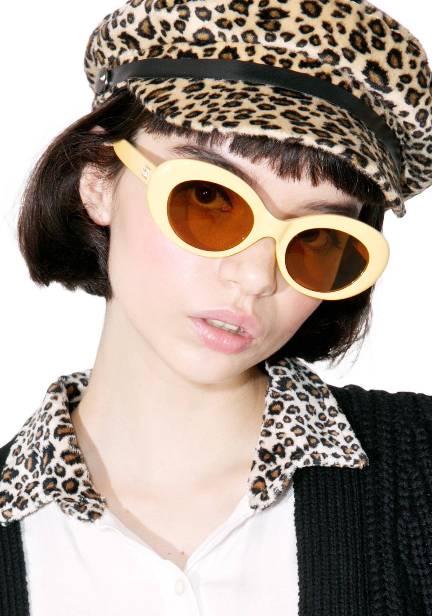 Crap Eyewear The Sunshine Love Tempo Sunglasses