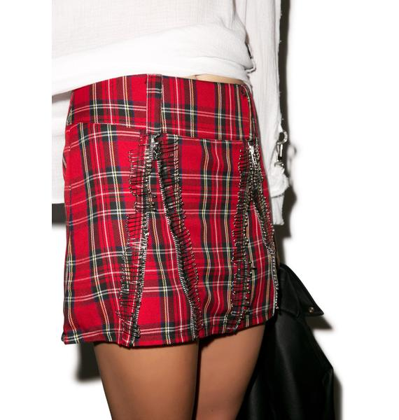 Tripp NYC Bits n' Pins Skirt