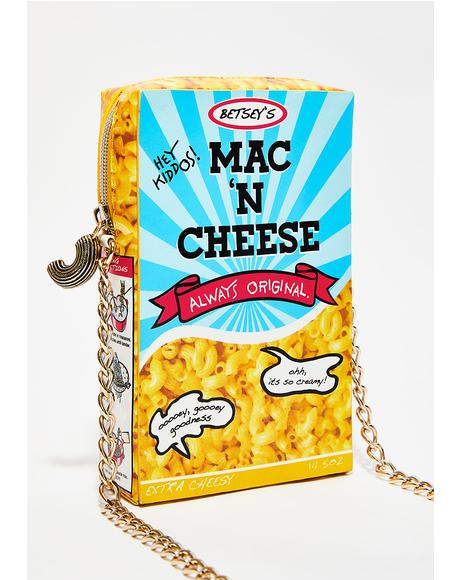 Smack N Cheese Crossbody