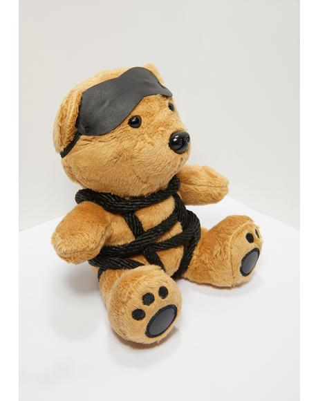 Bondage Bill Teddy Bear