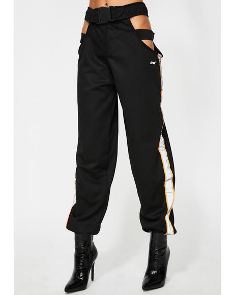 Ola Reflective Cut-Out Trousers
