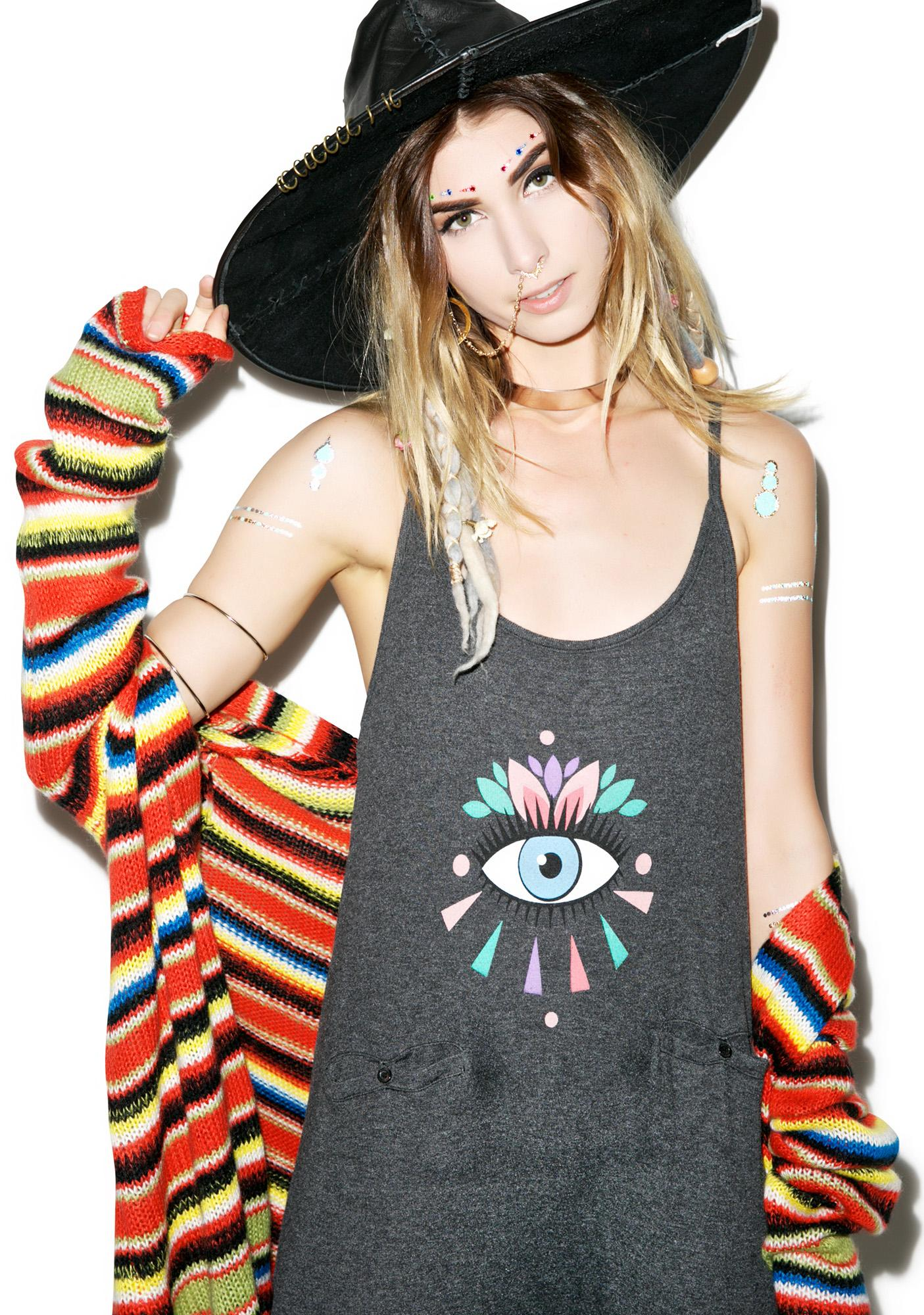 Wildfox Couture Third Eye Hampton Breeze Onesie