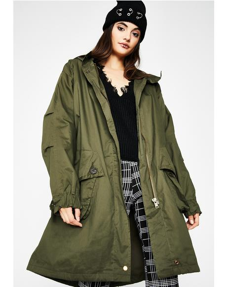 Rad Weather Anorak