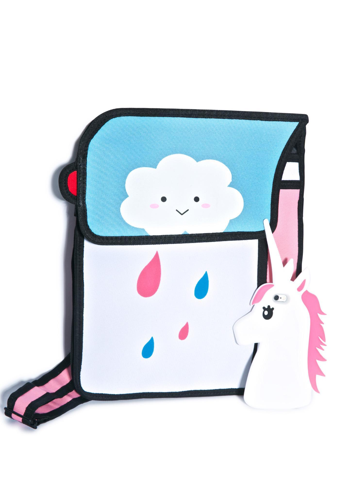 Cloud 9 Cartoon Bag