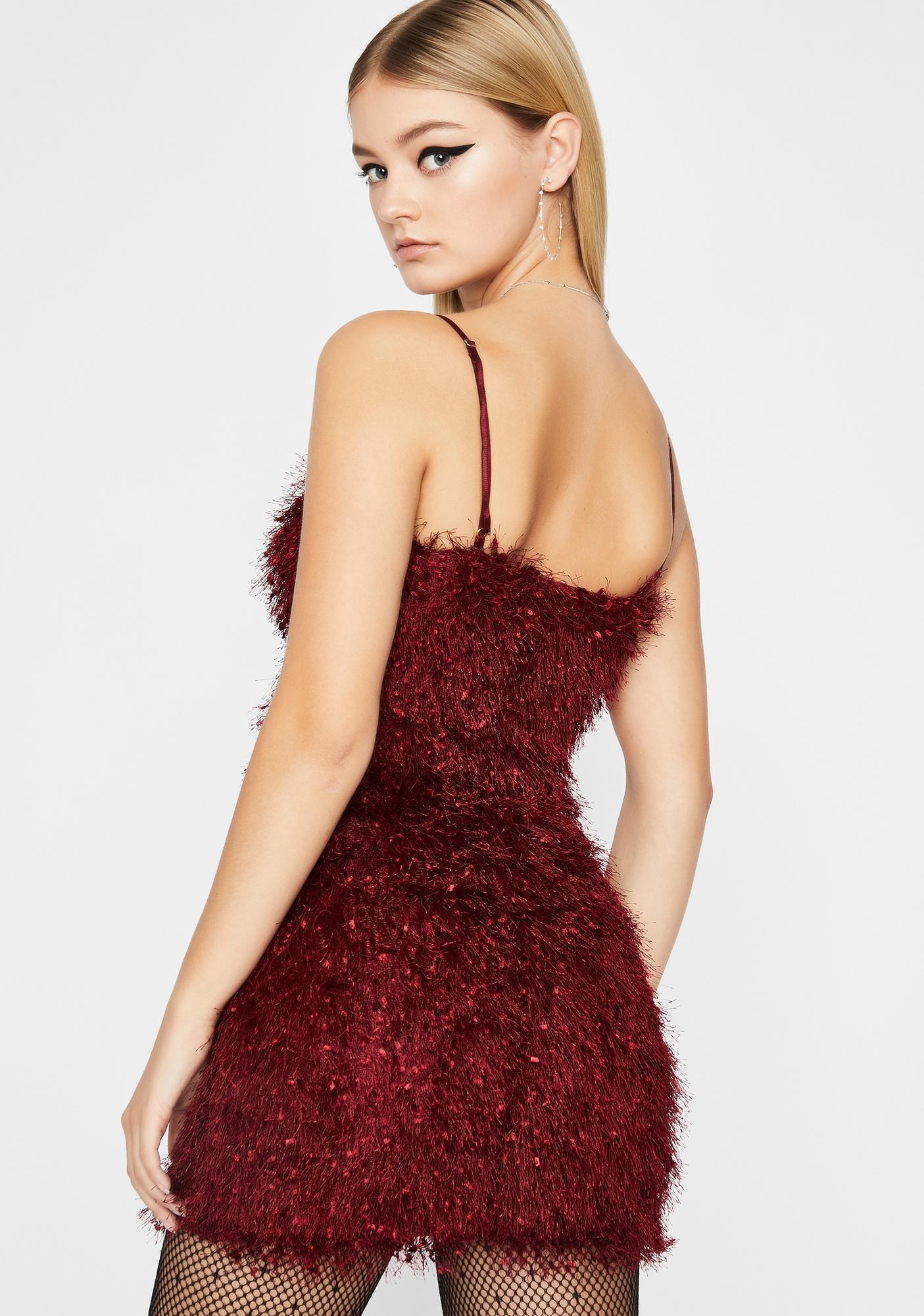 Wild Luxury Mini Dress