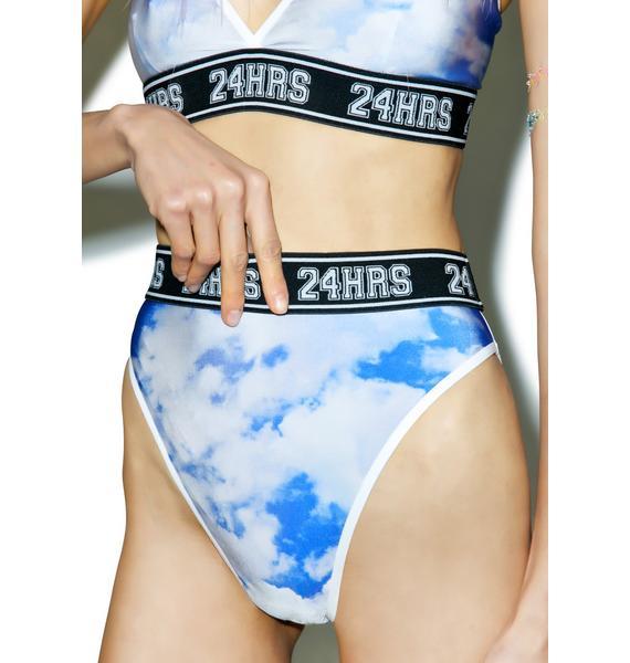 24HRS X Dolls Kill Heavenly Panties