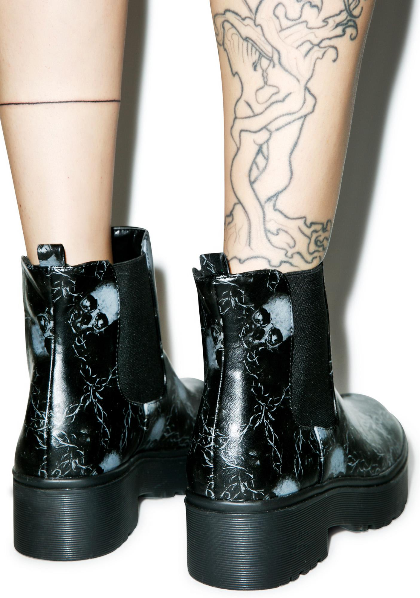 Iron Fist Urban Decay Boots