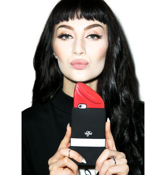 Valfré Lipstick 3D iPhone Case