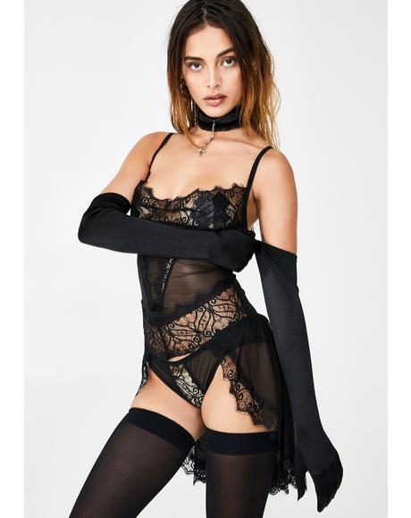 Use Me Good Lace Set