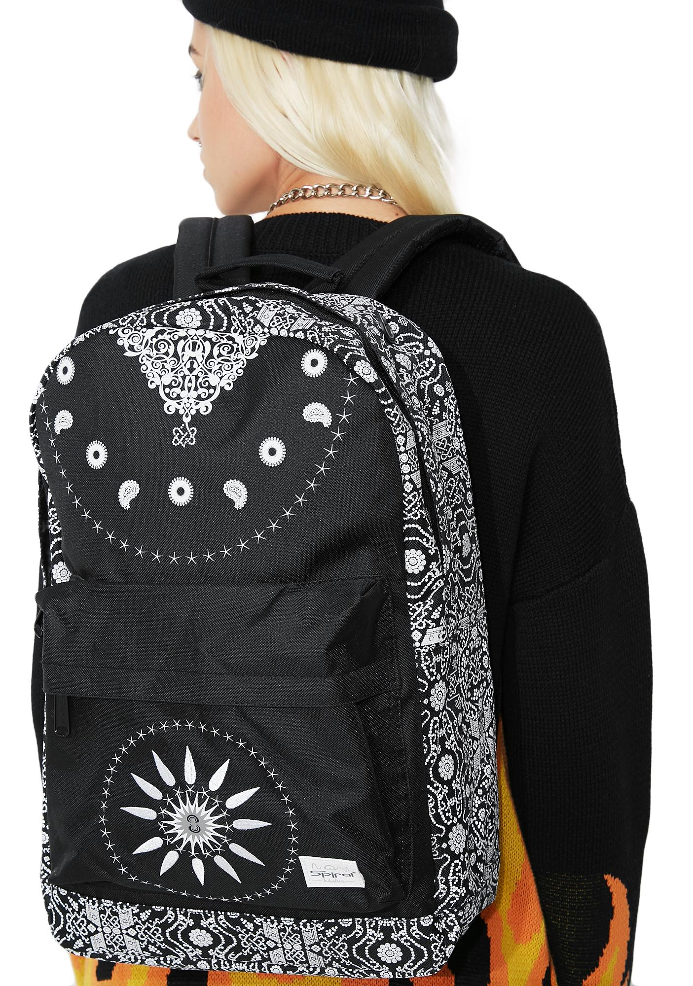 Spiral UK OG Prime Bandana Backpack