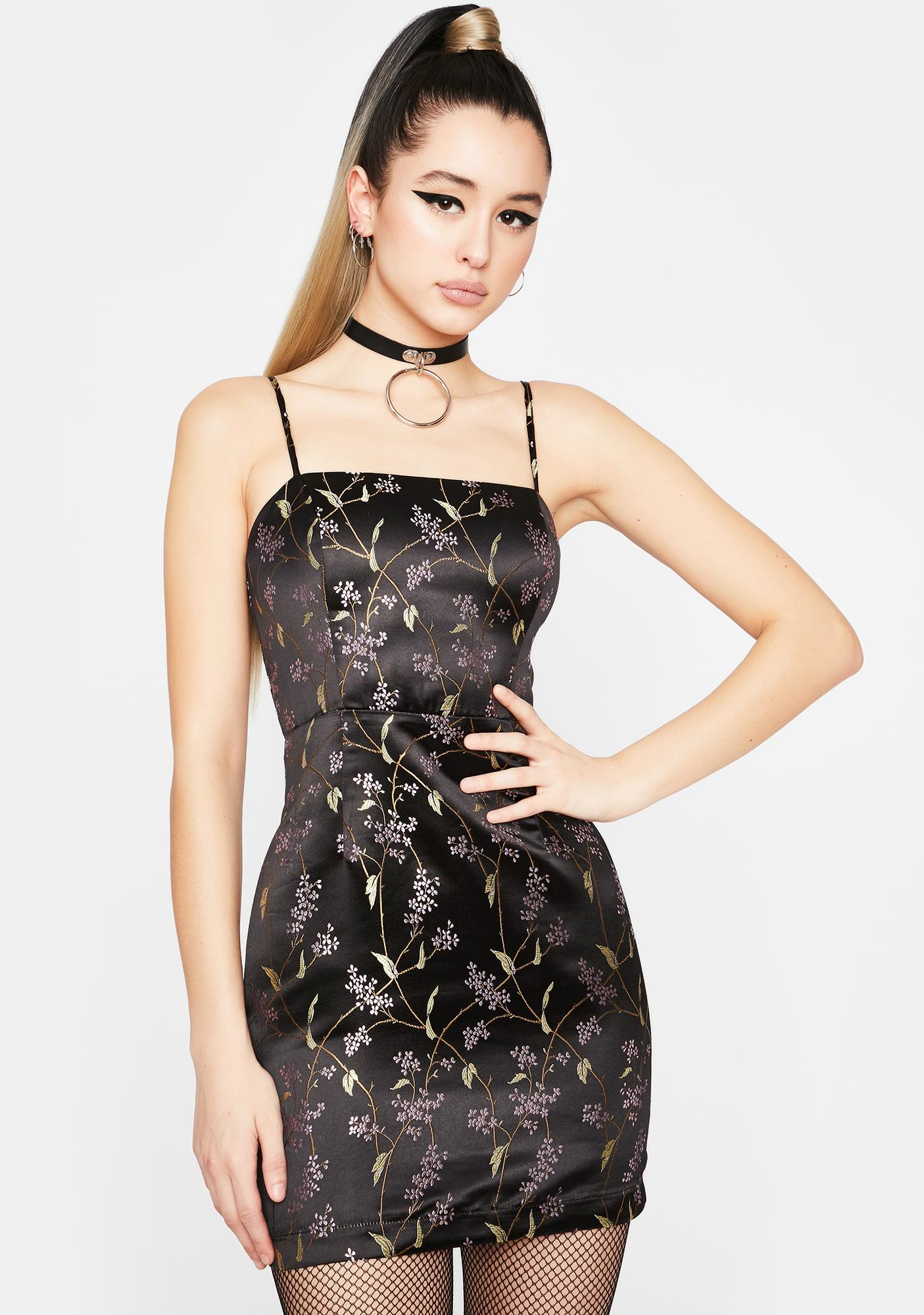 Forever Fate Mini Dress