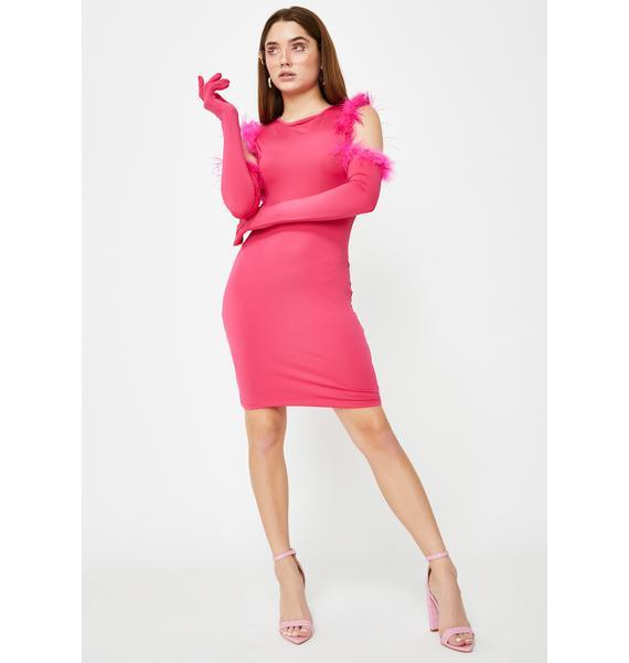 Kiki Riki Invite Only Mini Dress