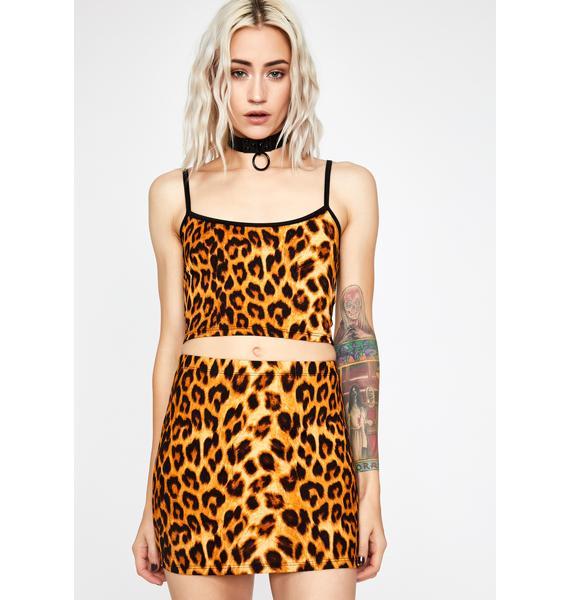 Keep It Catty Leopard Set