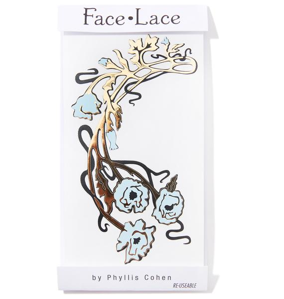 Face Lace Decorsage 1 Face Lace