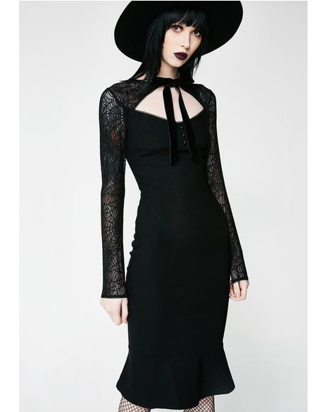 Bat To The Bone Dress