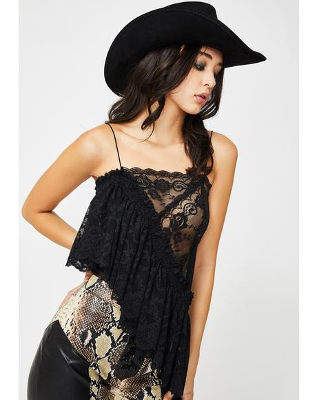 Charming Darlin' Lace Cami