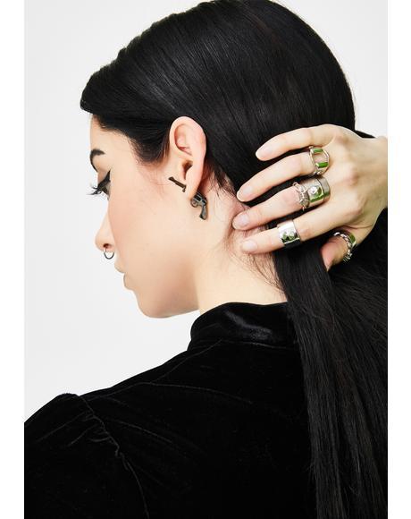 Bang Bang Baby Stud Earrings