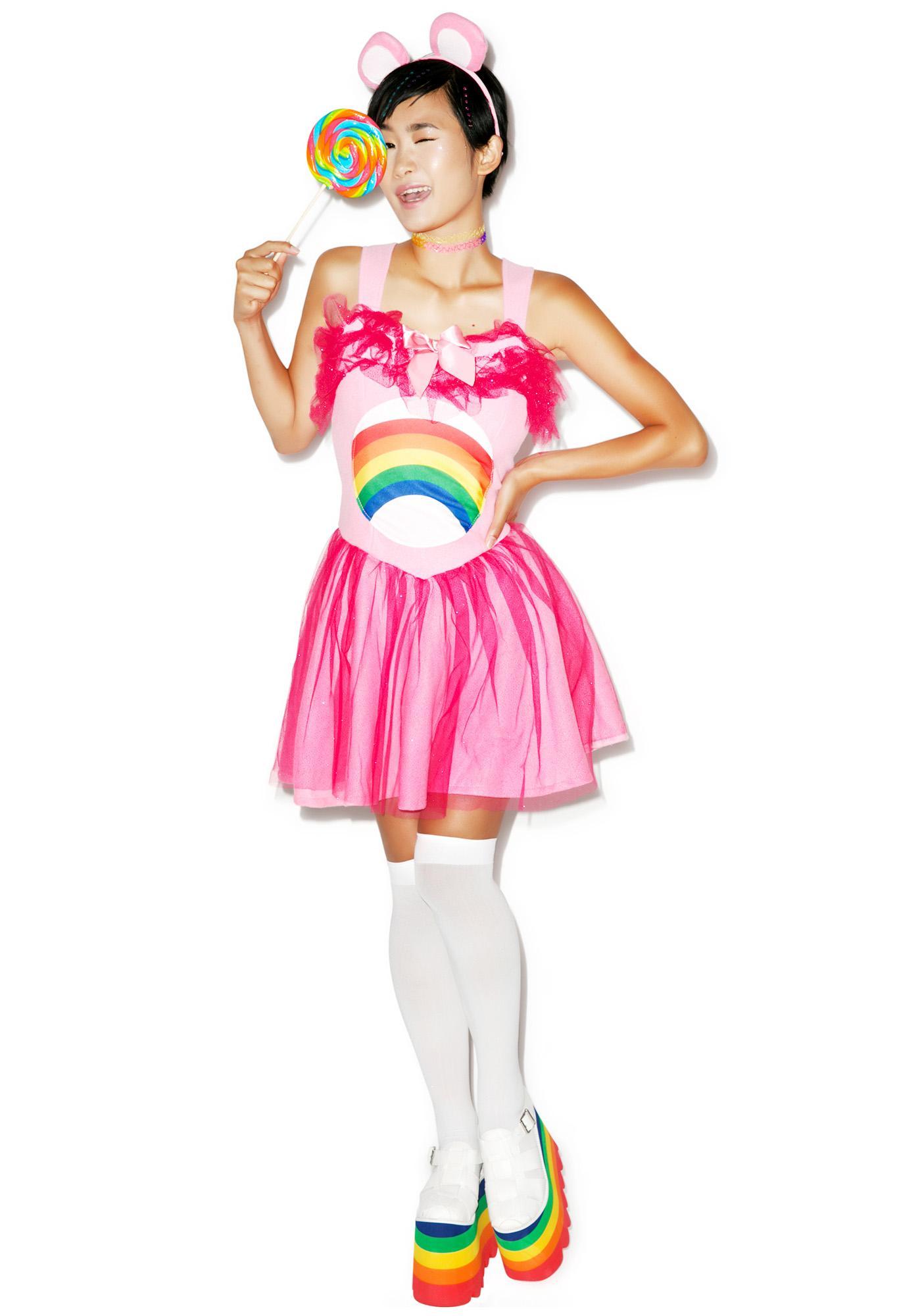 Cheer Bear Costume