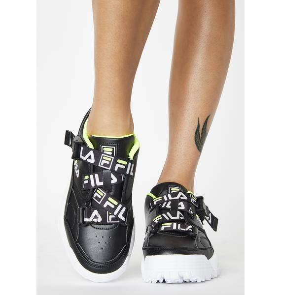 Fila Fast Charge Sneakers