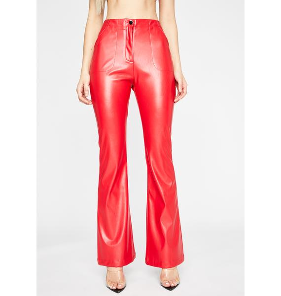 Hot Dreamer District Flare Pants