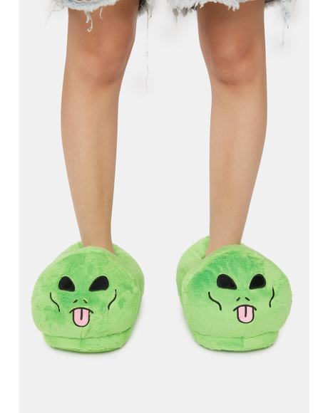 Lord Alien Slippers