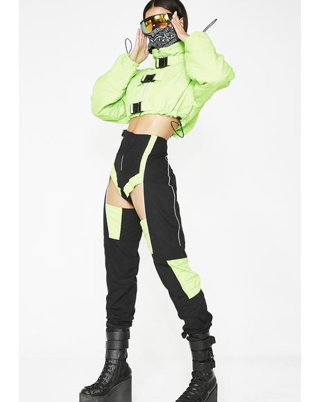 Slime Moto Pants