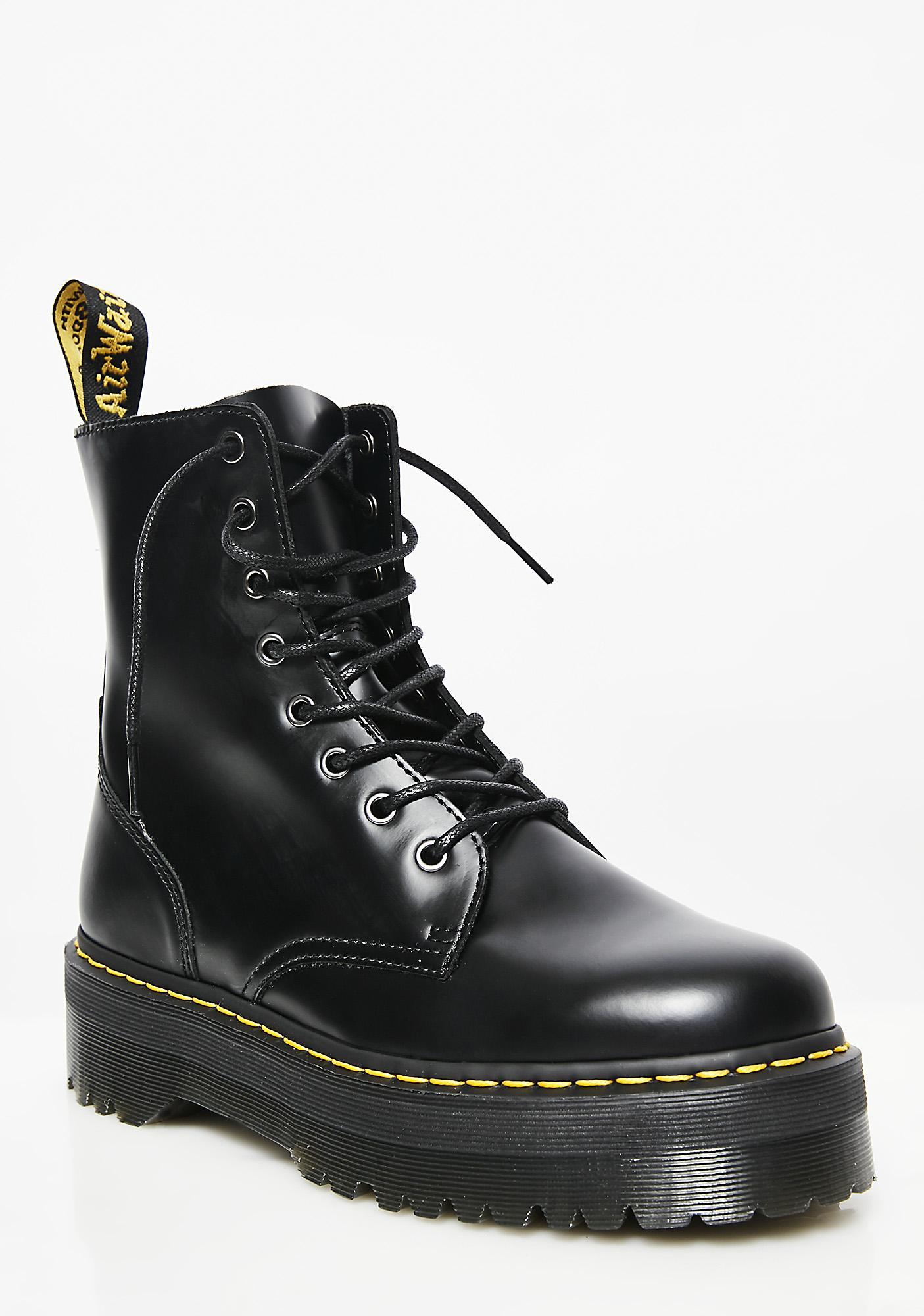 e97ba890537 ... Dr. Martens Jadon 8 Eye Boots ...