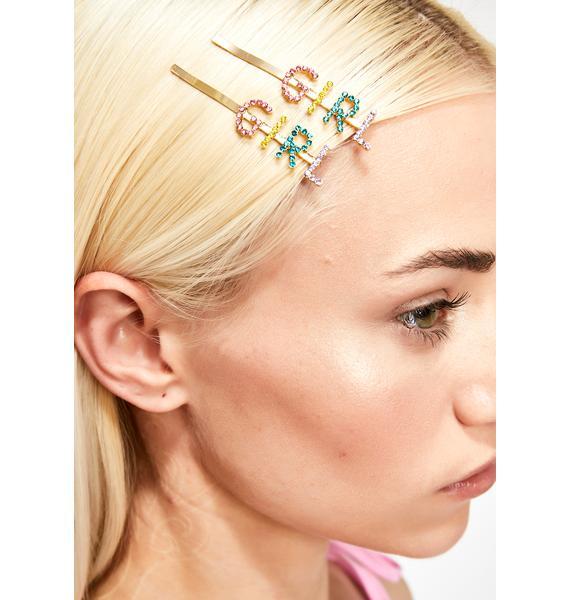Hey Girl Hey Hair Pins
