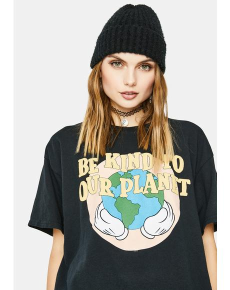 Planet Graphic Tee