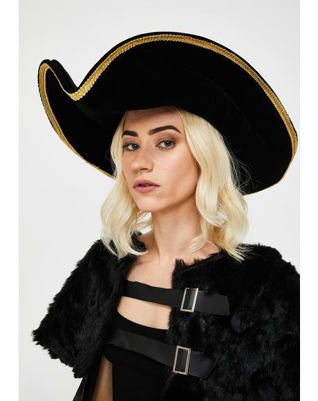 Pirate's Booty Hat