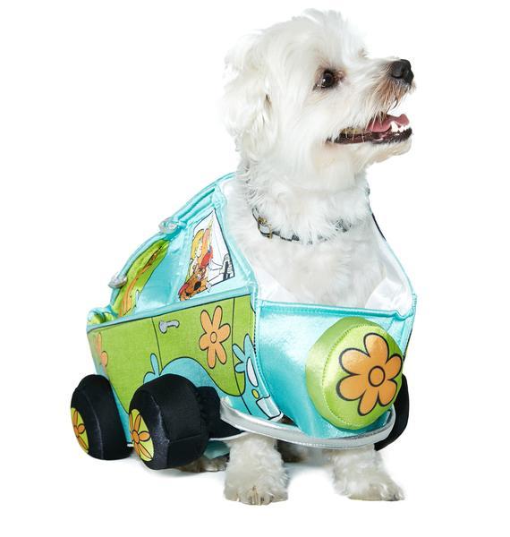 Crime Fighter Dog Costume